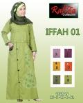 Gamis Iffah 01